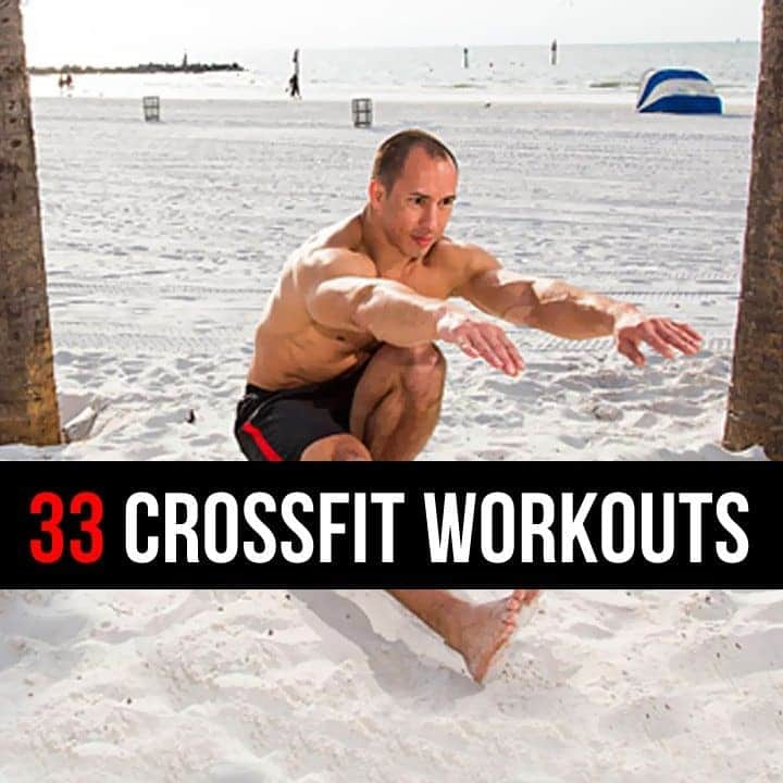 33 Crossfit Workouts You Can Do At Home