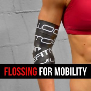 Flossing For Mobility With VooDoo Floss Bands