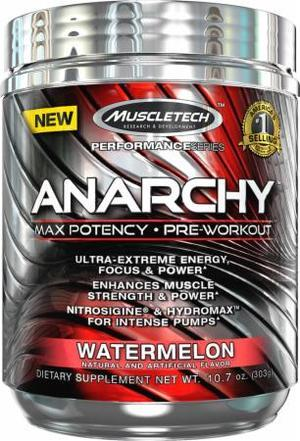 Muscle Tech Anarchy