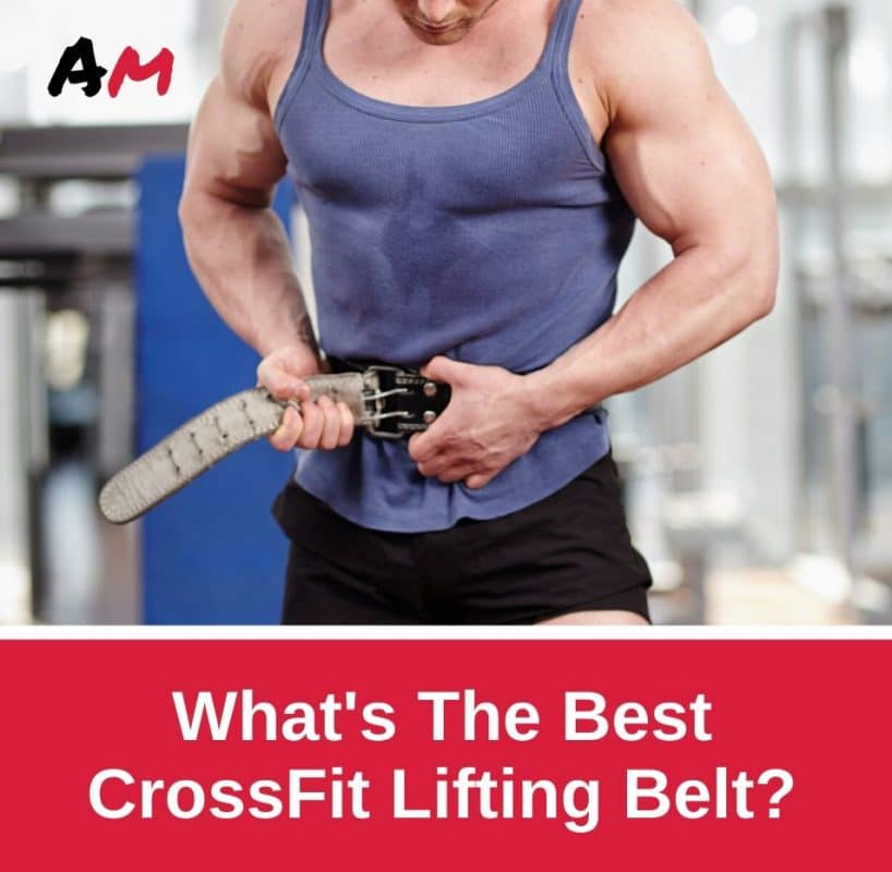 top best weightlifting belt for crossfit review