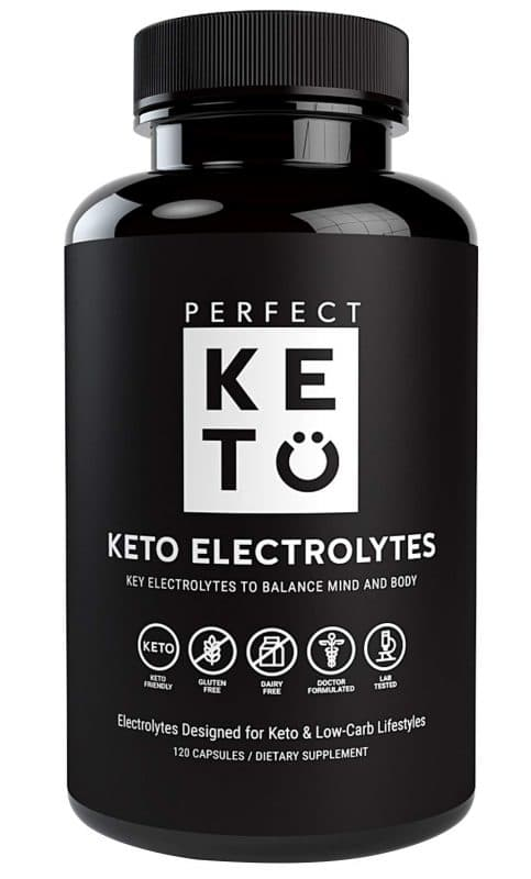 perfect keto electrolyte