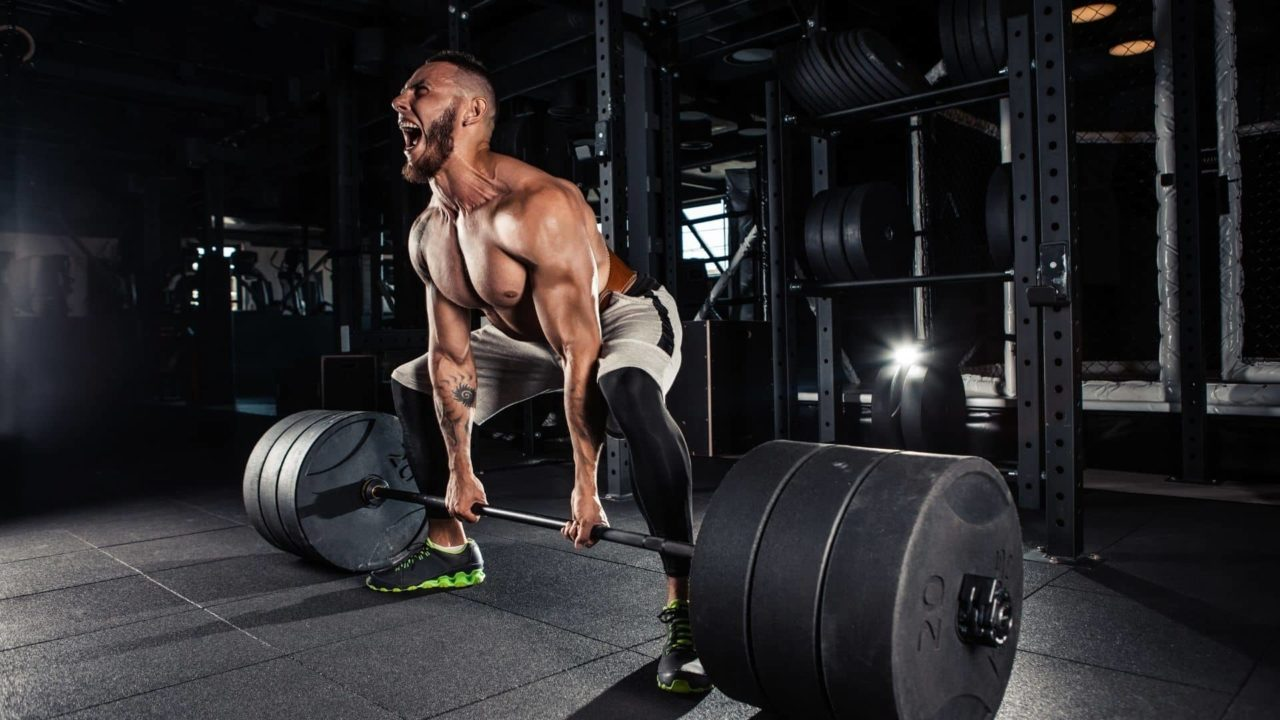 deadlift injurie from Crossfit